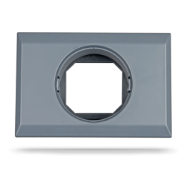 VIC Wall mounted enclosure for BMV or MPPT Control