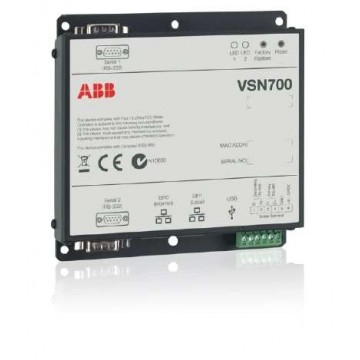 ABB VSN700-05 DATA LOGGER MAX
