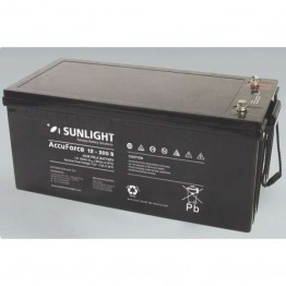 SUNLIGHT AccuForce 12V - 200S (C120:222Ah /12V)