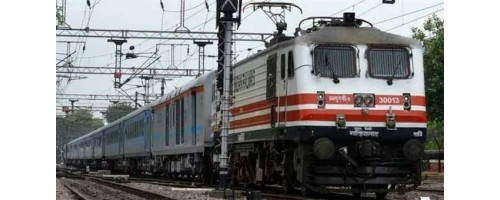 Ινδία: Το πρώτο τρένο με φωτοβολταϊκά