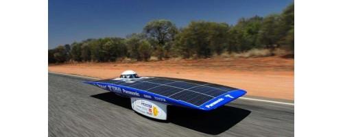 Ηλιακά αυτοκίνητα: ένα όνειρο ή μια ρεαλιστική δυνατότητα;