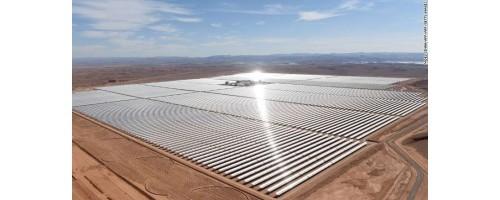 Ακυρώθηκε το μεγαλύτερο φωτοβολταϊκό του κόσμου
