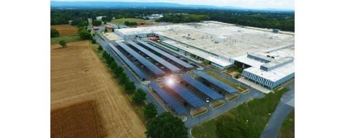 Volvo: Προχώρησε στην εγκατάσταση 15.000 φωτοβολταϊκών συστημάτων στη Γάνδη