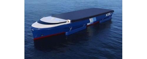 Σχεδιάζουν το «σούπερ» οικολογικό πλοίο (Video)