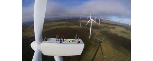 Ούριος άνεμος στην αιολική βιομηχανία