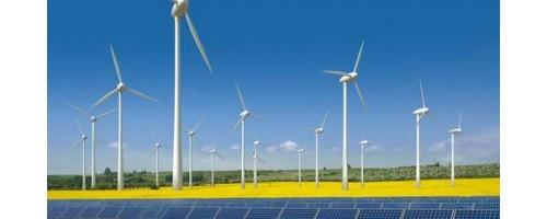 Νέες ΑΠΕ 2.763 MW πέρυσι στη Γαλλία