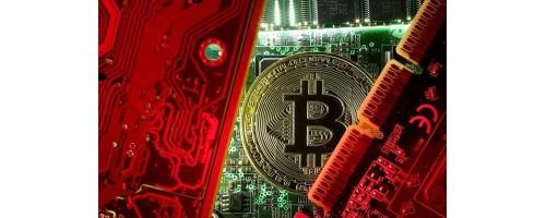 Η «εξόρυξη» Bitcoin καταναλώνει το 0,5% της παγκόσμιας ηλεκτρικής ενέργειας