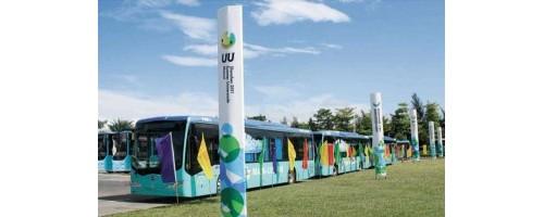 Κίνα: Στην Σεντζέν ο μεγαλύτερος στόλος ηλεκτρικών λεωφορείων του κόσμου