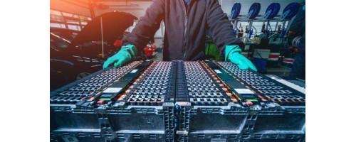 Σχέδιο της ΕΕ για ενίσχυση της βιομηχανίας μπαταριών