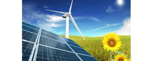 Ηλιακή και αιολική, οι πιο οικονομικές επιλογές για έργα νέας ενέργειας