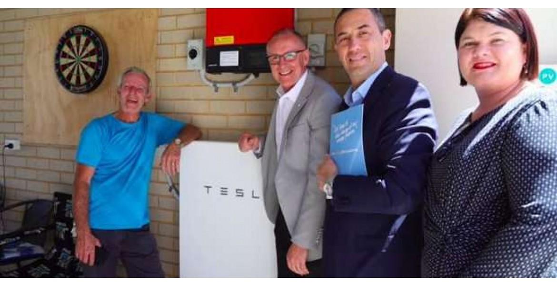 Νέο πρωτοποριακό σχέδιο στην Αυστραλία από την Tesla – Εικονική μονάδα 250 MW συνδυάζει 50.000 κατοικίες