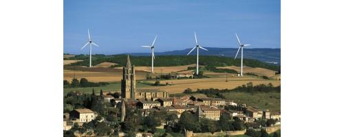 Γαλλία: Σε αύξηση των στόχων αιολικής ισχύος καλούν την κυβέρνηση τα βιομηχανικά λόμπι του κλάδου