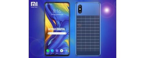 Δίπλωμα ευρεσιτεχνίας για κινητό με φωτοβολταϊκά από την Xiaomi