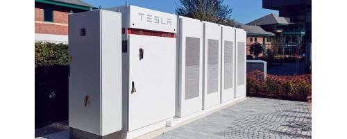 Η φθηνή λύση της Tesla για υβριδικά στα νησιά λέγεται Powerpack