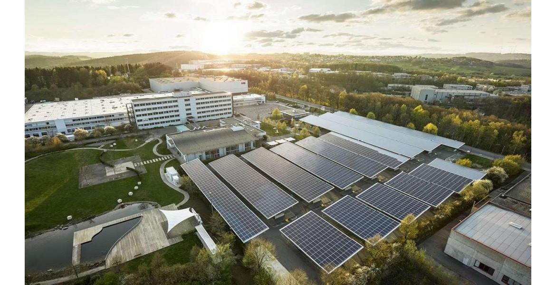 Η ABB κατασκευάζει το πρώτο ανθρακικά ουδέτερο εργοστάσιο