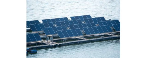 Η επανάσταση των πλωτών φωτοβολταϊκών πάρκων