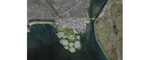 Δανία: Κατασκευή εννέα τεχνητών νησιών για την παραγωγή ΑΠΕ