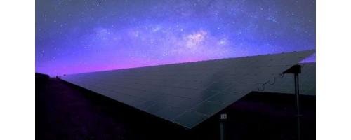 Βραδινό «φωτοβολταϊκό» - Ηλεκτρικό ρεύμα από τον κρύο νυχτερινό ουρανό