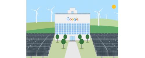 Google: Προχωρά στη μεγαλύτερη επένδυση στις ανανεώσιμες πηγές ενέργειας
