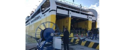 Το πρώτο ακτοπλοϊκό δρομολόγιο με τη χρήση ηλεκτρικής ενέργειας στην Ελλάδα