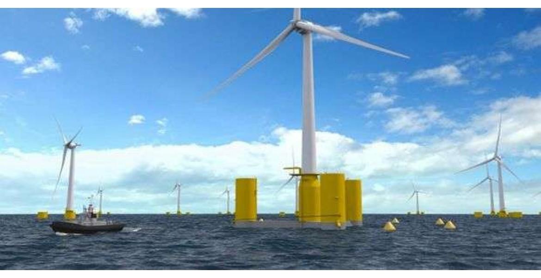 """Με τις """"ευλογίες"""" της Κομισιόν η Γαλλία δοκιμάζει νέες τεχνολογίες στην παραγωγή ενέργειας από υπεράκτια αιολικά"""