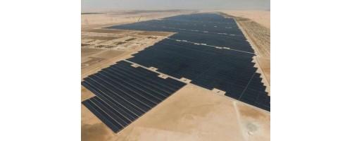 Τα ΗΑΕ άνοιξαν τη μεγαλύτερη μονάδα ηλιακής ενέργειας στον κόσμο