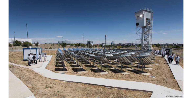 Ισπανία : Παραγωγή κηροζίνης από ήλιο και νερό