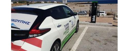 Δωρεάν φόρτιση για ηλεκτρικά οχήματα στην γέφυρα Ρίου Αντιρρίου