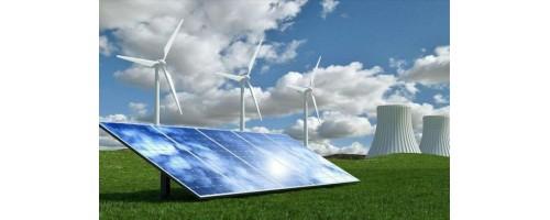Ηλιακή και αιολική ενέργεια κερδίζουν τα ορυκτά καύσιμα