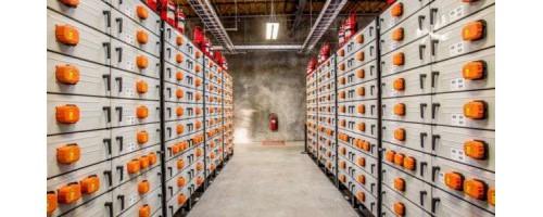 Με την μεγαλύτερη μπαταρία της Ευρώπης, ισχύος 100 MW έκλεισε συμφωνία η Shell