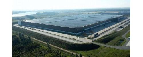 PVH Europe: Εγκαταστάθηκε η πιο ισχυρή ηλιακή οροφή στον κόσμο