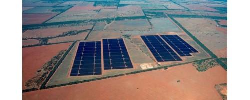 Τα δύο μεγαλύτερα φωτοβολταϊκά πάρκα στο Νότιο Ημισφαίριο