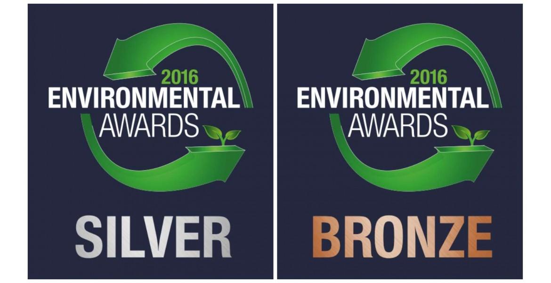 Διπλή διάκριση στα Environmental Awards 2016 για την ΣΠΥΡΟΠΟΥΛΟΣ Α.Ε. και το Energyclub.gr