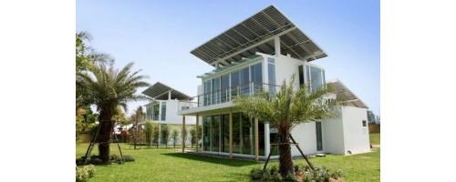 Σπίτι 100% εκτός δικτύου με φωτοβολταϊκά και αποθήκευση σε υδρογόνο [pics]