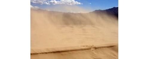 Αποθήκευση ηλιακής ενέργειας με την χρήση άμμου από την έρημο