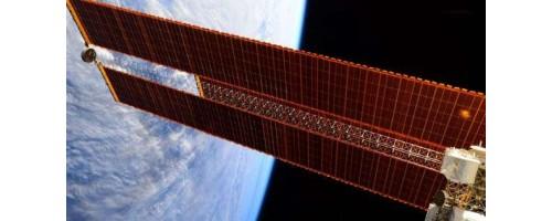 «Ιπταμενα χαλια» στο διαστημα για αξιοποιηση της ενεργειας του ηλιου (φωτο)