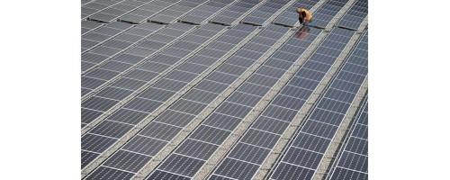 Στην Κίνα κατασκευάζεται ο μεγαλύτερος σταθμός ηλιακής παραγωγής ενέργειας κόσμο
