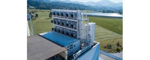 Ελβετία: Σε λειτουργία η πρώτη εμπορική μονάδα δέσμευσης CO2 στον κόσμο