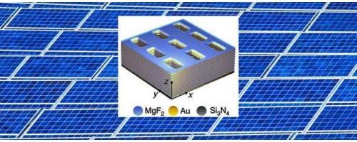 Φωτοβολταϊκές κυψέλες παράγουν ηλεκτρική ενέργεια το βράδυ