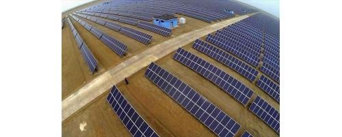 Η ατμοσφαιρική ρύπανση επηρεάζει την παραγωγή ηλιακής ενέργειας