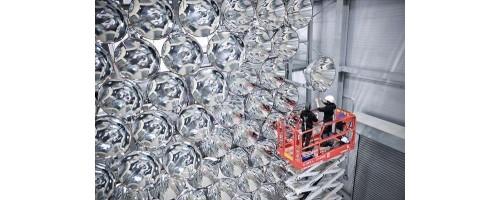 Ο μεγαλύτερος «τεχνητός ήλιος» στον κόσμο είναι έτοιμος