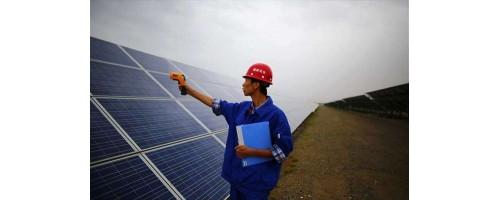 Κίνα: Εντυπωσιακό ρεκόρ εγκατάστασης ηλιακής ενέργειας