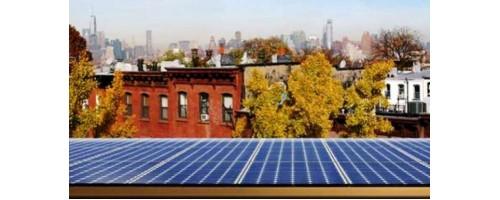 Φωτοβολταϊκά: κοινοτικό μικροδίκτυο επιτρέπει την πώληση ενέργειας στη γειτονιά