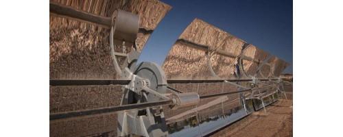 Μαρόκο:Τα πλεονεκτήματα της συγκεντρωμένης ηλιακής ενέργειας (CSP)