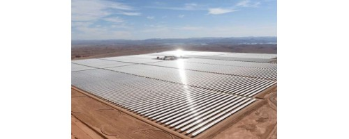 Μαρόκο: Φωτοβολταϊκο πάρκο - μαμούθ με μισό εκατομμύριο πάνελ (vid)