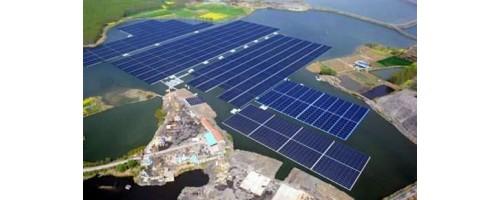 Πλωτό ηλιακό πάρκο ανακλά τις πράσινες φιλοδοξίες της Κίνας