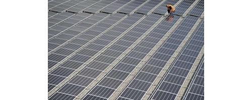 Ινδία: Ρεκόρ εγκατάστασης νέων φωτοβολταϊκών στέγης