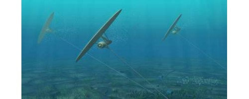 Powerkite: Ηλεκτρική ενέργεια από την παλίρροια