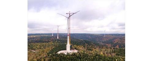 Στη Γερμανία η μεγαλύτερη ανεμογεννήτρια στον κόσμο