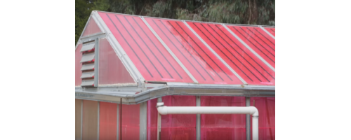 Τα ηλιακά θερμοκήπια παράγουν ηλεκτρική ενέργεια και καλλιέργειες ταυτόχρονα